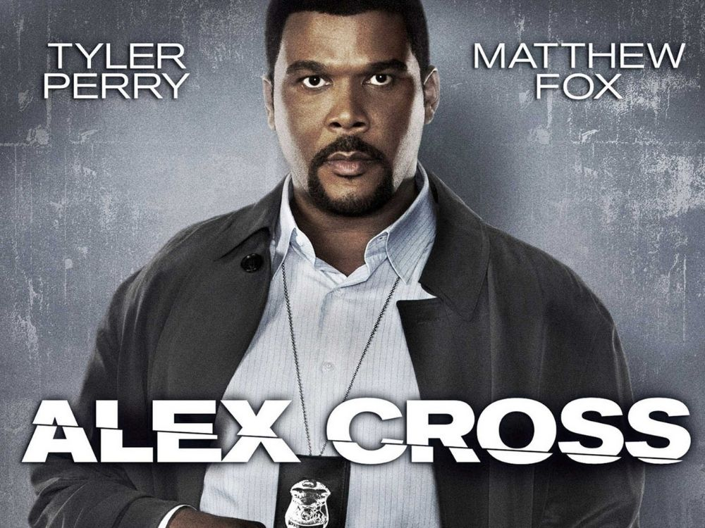 Alex Cross - krwawa zemsta mordercy