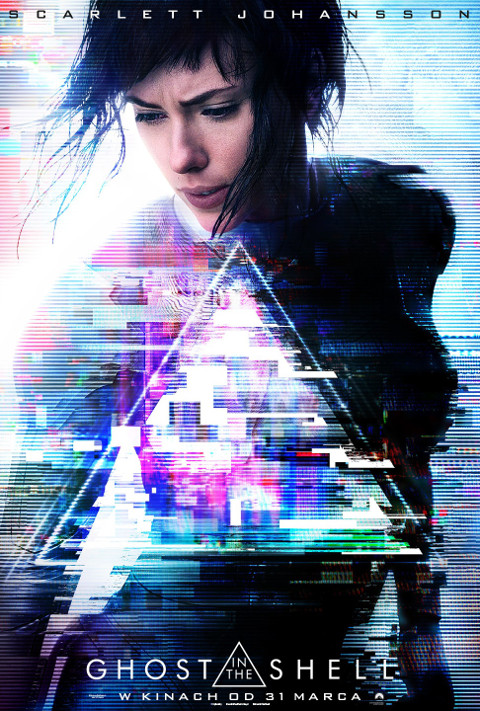 Ghost In the Shell (2017) online. Obsada, opinie, opis fabuły, zwiastun