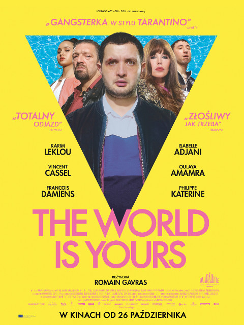The World Is Yours (2018) online. Obsada, opinie, opis fabuły, zwiastun